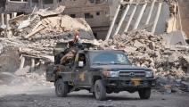 قوات النظام السوري-سياسة-فرانس برس