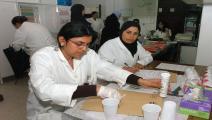 القطاع الصحي التونسي (فتحي بلعيد/فرانس برس)