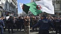 الحراك الجزائري/Getty