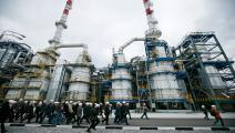 النفط الروسي (Getty)