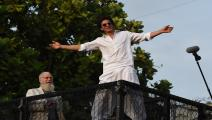 الممثل الهندي شاروخان (سوجيت جايسوال/فرانس برس)
