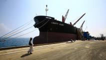 ميناء بورتسودان (أشرف شاذلي/فرانس برس)
