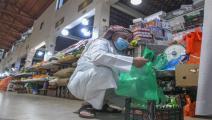 أسواق الكويت (جابر عبد الخالق/الأناضول)