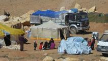 النازحون السوريون في لبنان