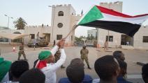 السودان/تظاهرات السودان/ديفيد ديجنر/Getty