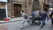 1168 إصابة بكورونا بمصر باليوم الأول لرفع الحظر (Getty)