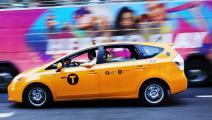 سيارة أجرة في نيويورك - الولايات المتحدة - مجتمع