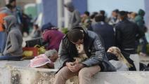 مهاجرون غير شرعيين في اليونان(Getty)