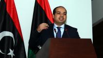 ليبيا/سياسة/أحمد معيتيق/(حازم تركيا/الأناضول)