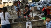 مهاجرون في جزيرة ليسبوس في اليونان 1 - مجتمع
