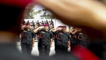 جهاز مكافحة الإرهاب العراقي-سياسة-صباح قرار/فرانس برس