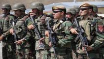 الجيش الأفغاني (هارون صاباوون/الأناضول)
