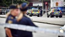 شرطة في مالمو في السويد - مجتمع