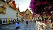 سياح في تايلاند - جيتي