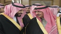 محمد بن نايف/محمد بن سلمان-سياسة-الأناضول