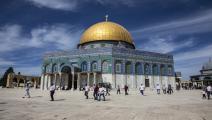 المسجد الأقصى-سياسة-فايز أبو رميلة/الأناضول