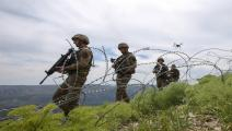 سياسة/الجيش التركي/(أوزكان بيلجين/الأناضول)
