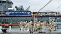 إيران/البحرية/فرانس برس