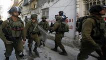 قوات الاحتلال الاسرائيلي-سياسة-موسى الشاعر/فرانس برس