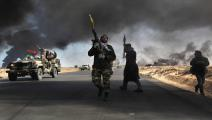 ليبيا/سياسة/قوات ليبية/(جون مور/Getty)