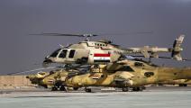 سياسة/سلاح الجو العراقي/(كوماس كويس/فرانس برس)
