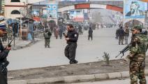 سياسة/هجمات أفغانستان/(فرانس برس)