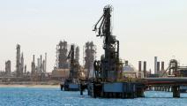 النفط الليبي (عبدالله دومة/فرانس برس)