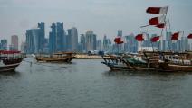 نمو عام لمؤشرات اقتصاد قطر رغم الحصار (Getty)