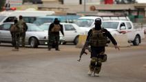 قوات الأمن العراقية-أحمد الرباعي/فرانس برس