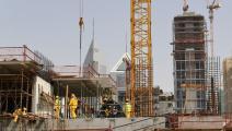 أوضاع مزرية يعانيها العمال الوافدون في دبي (فرانس برس)