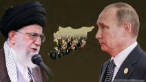 روسيا وإيران