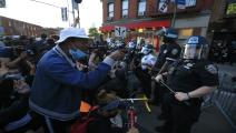 احتجاجات أميركا (Getty)
