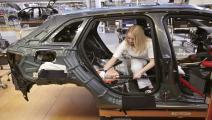 مصنع سيارات في ألمانيا/ Getty