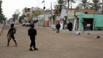 توتر أمني في محافظة ديالى (أحمد الربيعي/فرانس برس)