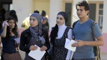 تلاميذ بكالوريا تونسيون 1 - تونس - مجتمع