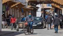 خفف المغرب قيود الحجر الصحي (فاضل سنة/فرانس برس)