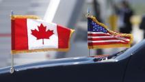 كندا أميركا سيارات غيتي