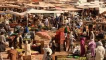 سوق في المغرب/فاضل سنا/ فرانس برس