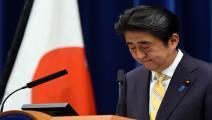 رئيس الوزراء الياباني، شينزو آبي- فرانس برس