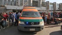 مستشفى في مصر(محمد الراعي/فرانس برس)