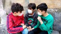 استعدادات كورونا في عين الحلوة في لبنان 1- مجتمع