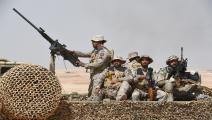 السعودية/القوات السعودية/سياسة/فايز نور الدين/ فرانس برس