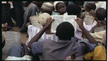 مدارس التعليم الديني منتشرة في نيجيريا (لورنس مانينغ/Getty)