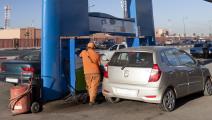 المغرب/اقتصاد/محطة وقود في المغرب/04-11-2016 (Getty)