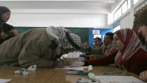 الانتخابات الفلسطينية/ليور مزراهي/Getty/8/9/2016