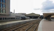 السكك الحديدية المصرية (Getty)