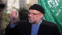 النائب الفلسطيني حسن يوسف/عباس مومني/فرانس برس
