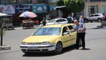 سيارات أجرة في غزة/ عبد الحكيم أبو رياش