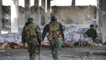 قوات النظام السوري/سياسة/فرانس برس