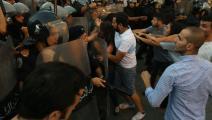 لبنان: أعمال شغب